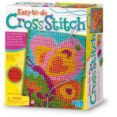 4M Stickbild - Easy to do Cross Stitch