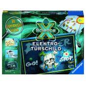 Ravensburger ScienceX Elektro-Türschild