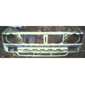 Frontblech Front Audi 80 / 90 81 / 85 / Q 4 Zyl. - 9.78 - 8.86 Abschnitt inarissilber - Reparaturblech / Karos