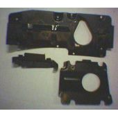 lwanne Ölhobel / Schwallblech Opel / GM / Vauxhall 1.6 3tlg. Aluminium Ölwanne - gebraucht