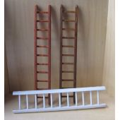 Holzleiter Puppenhaus Miniaturen 1:12