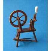 Spinnrad Puppenhaus  Miniaturen 1:12