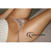 Lola Luna Ouvert String ADELINA Open
