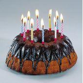 Kerzen - Geburtstagskerzen - Magische Kerzen (10 Stück)
