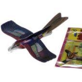 Flugvogel - Styropor Vogel - Flugbausatz- ca. 20 cm