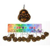 Buddha an Schlüsselanhänger - ca. 3,5 cm