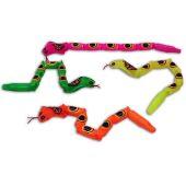 Gliederschlange Kobra - ca. 26 cm - vier Farben erhältlich