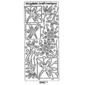 Sticker Fantasy Flowers