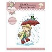 Ben im Regen