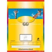 Kieserblock    Arbeitsblätterblock     A4  2. Schuljahr