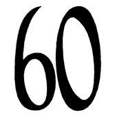 Zahl60 klein