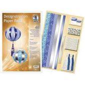 Designstreifen Paper Balls Set Frozen
