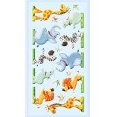 CREApop® SOFTY-Sticker Lustige Tiere