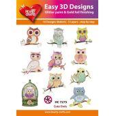 3D Easy Design, Eulen