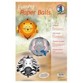 Funny Paper Balls, Wildtiere
