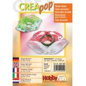 CREApop®Design-Windlicht