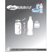 BY LENE DIES Flaschen und Dosen   BLD1238