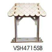 Hühnerstall-Bausatz 150 mm