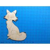 Fuchs in verschiedenen Größen ab 40mm