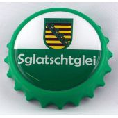 Kapselheber Sachsen Sglatschtglei Flaschenöffner Magnet