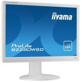 TFT Iiyama 55.9cm (22) ProLite B2280WSD weiß