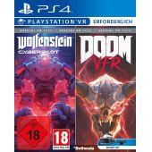 Bethesda Special VR Pack (DOOM VFR & Wolfenstein Cyberpilot VR)