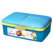 Lunchbox Quaddie Brotdose Frühstücksdose Brotzeitdose Brotzeitbox Dose Brotzeit