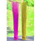 Dekobündel gelb 100 cm Bündel Zweige Dekozweige Dekoration für Vase Naturbündel Deko Grasbündel