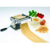 Nudelmaschine mit Raviolivorsatz Pastamaschine Nudeln selbst machen herstellen Pasta Ravioli