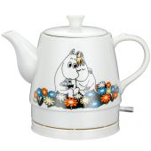 Adexi Moomin Wasserkocher 0,8 L Flower Pot