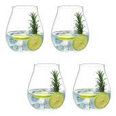 Gin Glas 4er Set