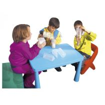 EDUPLAY Geos Transparent, 6er