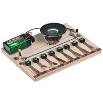 Elektronik-Miniorgel, Schüler-Lötbausatz