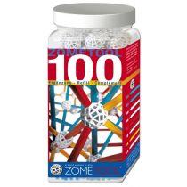 Zometool Ergänzungsset 100 Teile