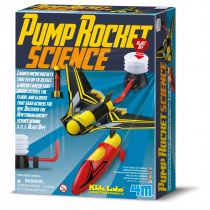 4M Pump Rocket Science