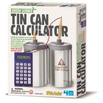 4M Tin Can Calculator