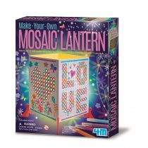 4M Make Your Own Mosaic Lantern