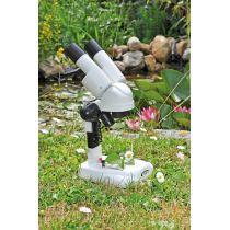 EDUPLAY Mikroskop Zwei Augen