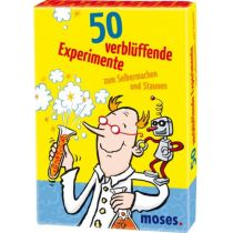 Moses 50 verblüffende Experimente