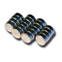 Neodym-Magnete Rundmagnete Ø 5 x 2 mm