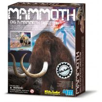 4M Ausgrabung Mammut