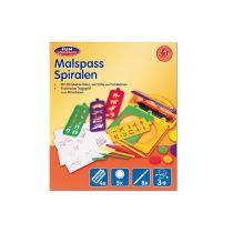 FC Malspaß Spiralen