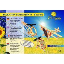 SOL-EXPERT Solarbaukasten STABILOSUN III