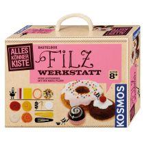KOSMOS Bastelbox Filz-Werkstatt