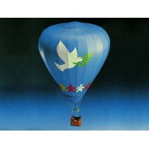 Schreiber-Bogen Friedensballon