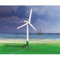 Schreiber-Bogen Windkraftanlage