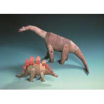 Schreiber-Bogen 2 Dinosaurier