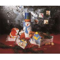 Schreiber-Bogen Festliche Weihnachtsbastelei