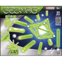 Geomag Color Glow 30-teilig, Magnetkonstruktionsset