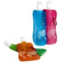 Pfiffikus Falt-Trinkflasche